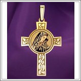 "Our Lady of Sorrows Cross Medal ""EXCLUSIVE"""