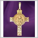 "Saint Joseph Cross Medal  ""EXCLUSIVE"""