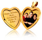 Personalized Photo Lockets and Locket Jewelry
